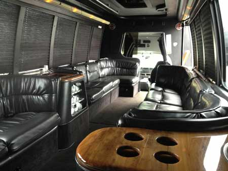 S.F. Party Bus