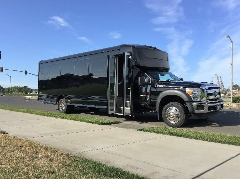 Party Bus for San Francisco, Napa Valley and Sonoma WIne Country