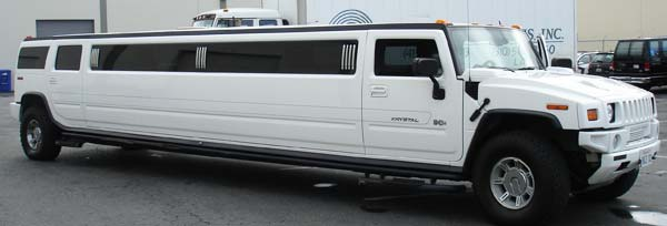 Stretched Hummer Limo Rental San Francsisco and the Bay Area